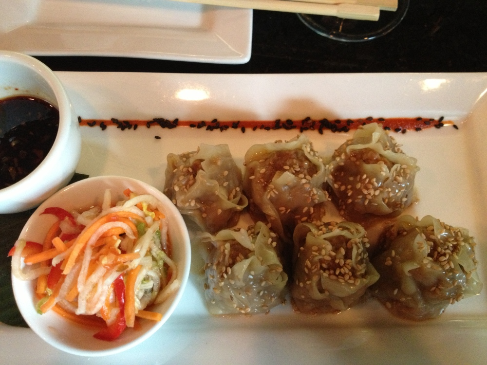 Pork & Shrimp Shu Mai