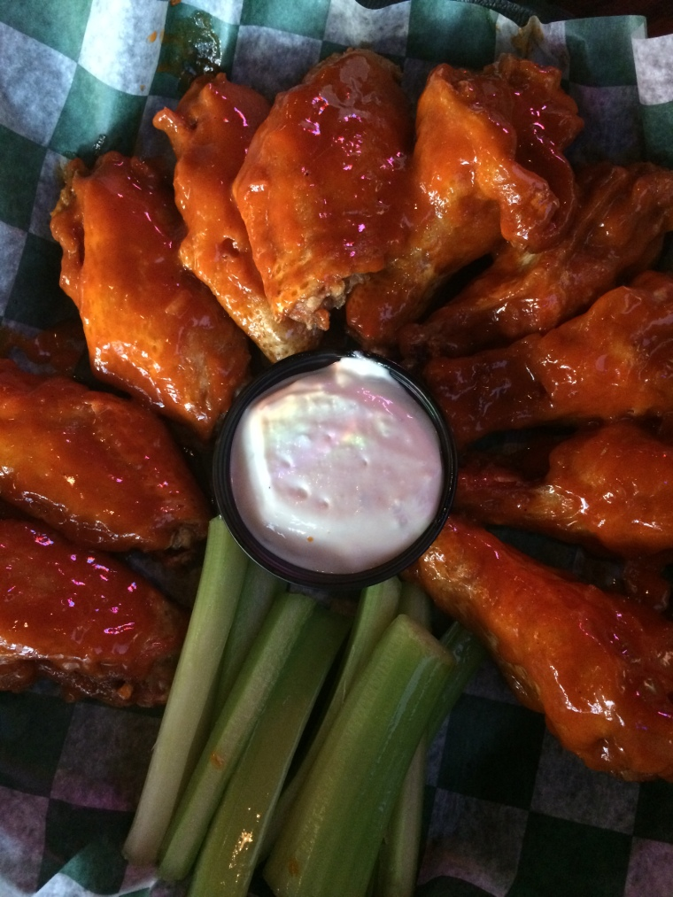 Bar Bill's: the best wings in WNY (just an opinion!)