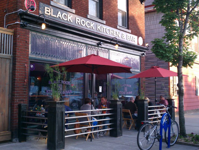 Black Rock Kitchen