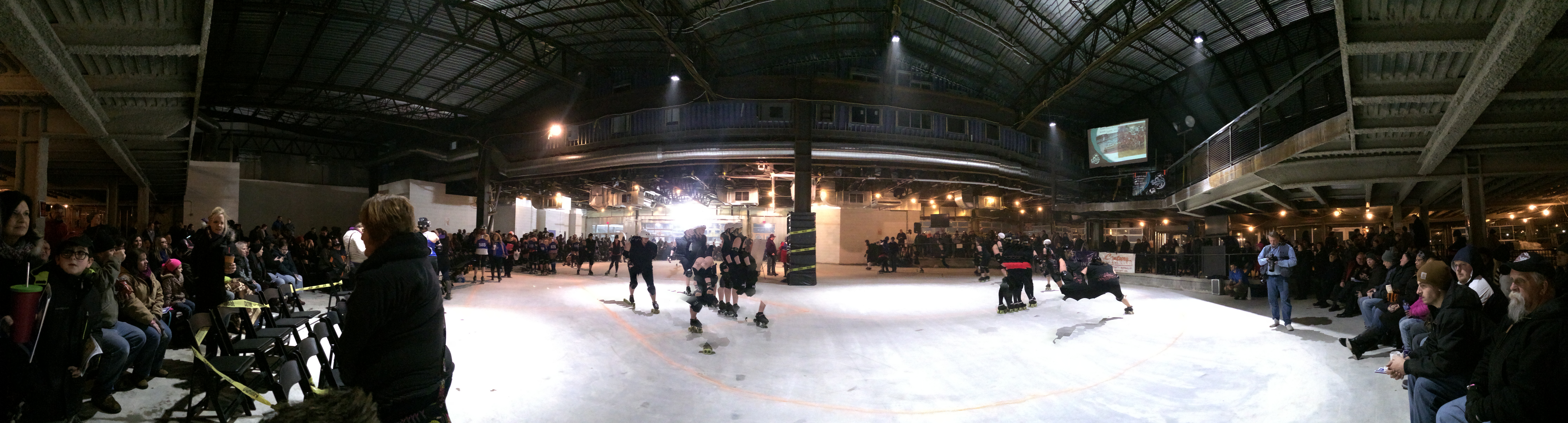 Roller skating rink lafayette in - The Arena