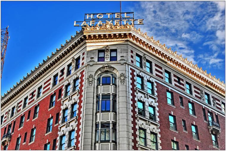 The Hotel Lafayette
